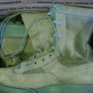 New belleville vibram military tactical boots
